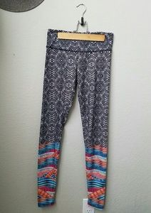 Onzie Geo | Aztec High Waist Leggings